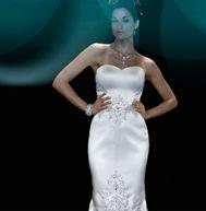Matthew Christopher Wedding Gowns Lookbook.. omg...