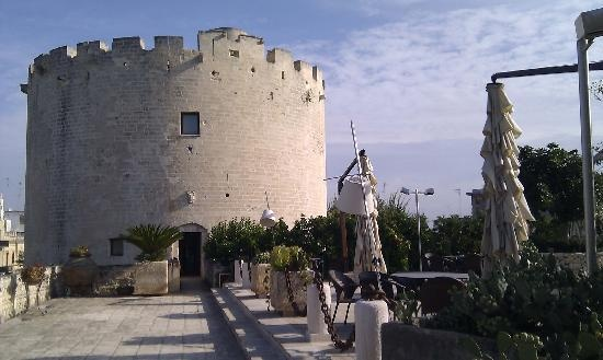 Torre del Parco, Lecce: Tower and Terrace