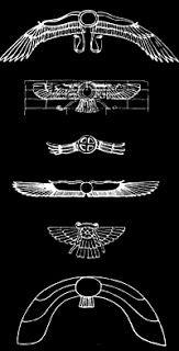 天空神ホルスの錬金術・黄金ファラオの秘宝 Cosmicshift: ギリシャの女神イリスとエジプトの女神イシス(58)