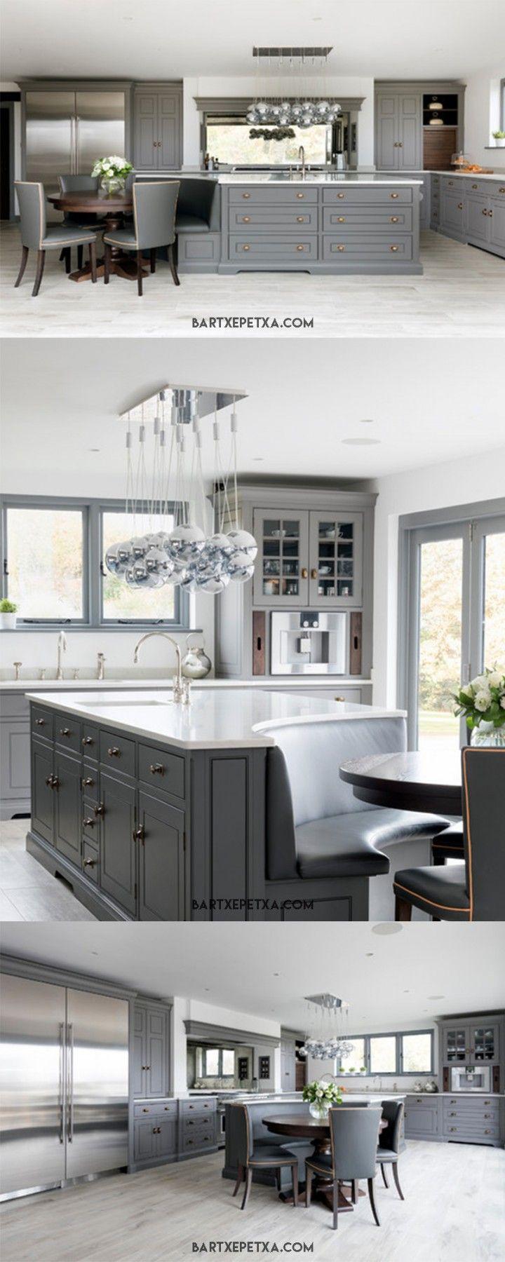 Contemporary Kitchen Design Benefits And Types Of Kitchen Style Decoraciones De Casa Decoracion De Unas Casas