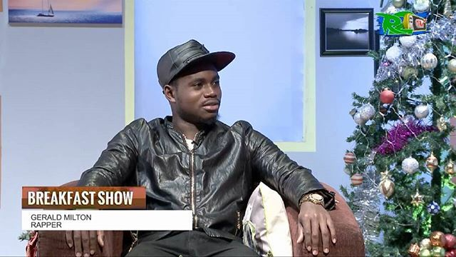 My Interview with #R2TV is Up on Youtube!  #GeraldMilton #SlamEntertainment #RapSince Link in Bio. Click Link to Watch: http://bit.ly/R2TVINTERVIEW