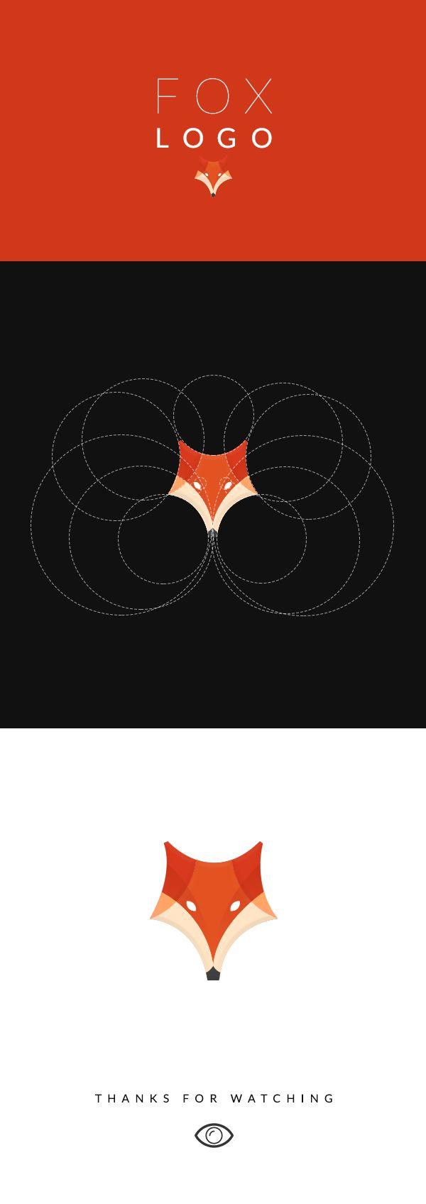 FOX logo... on Behance
