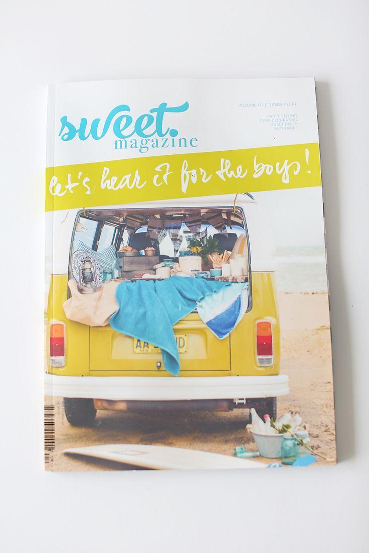Sweet Magazine :: Sack Me Treats & an Interview! | Sweet Style