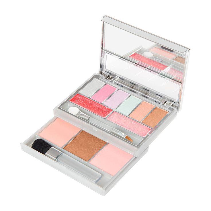 kids makeup kit claire 39 s. compact sliding makeup kit | claire\u0027s kids claire 39 s o