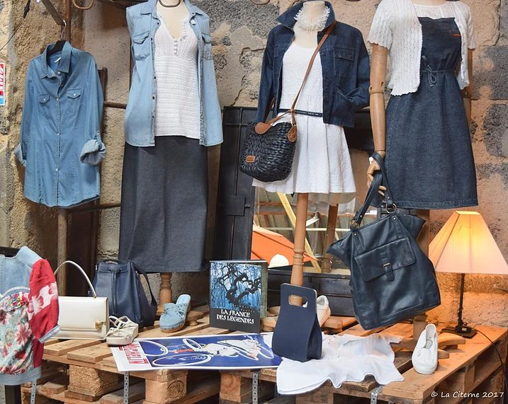 Brocante Vannes Vintage Store Dressing Friperie Seconde Main