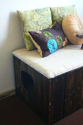 best 20 cat boxes ideas on pinterest hidden litter boxes cat litter boxes and cat box furniture - Litter Boxes