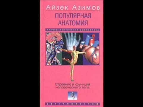 Популярная анатомия. Айзек Азимов  АУДИОКНИГА анатомия