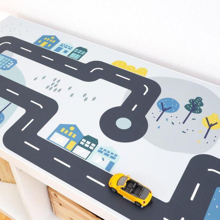 Adesivi Planner, scaffale per bambini, rack ordine, IKEA
