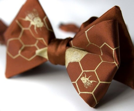 i would wear this bow tie.