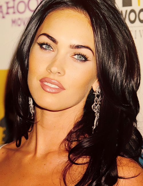 Megan Fox. Women With Beautiful Long Hair: posted by Ciao Bella and Venus Hair…