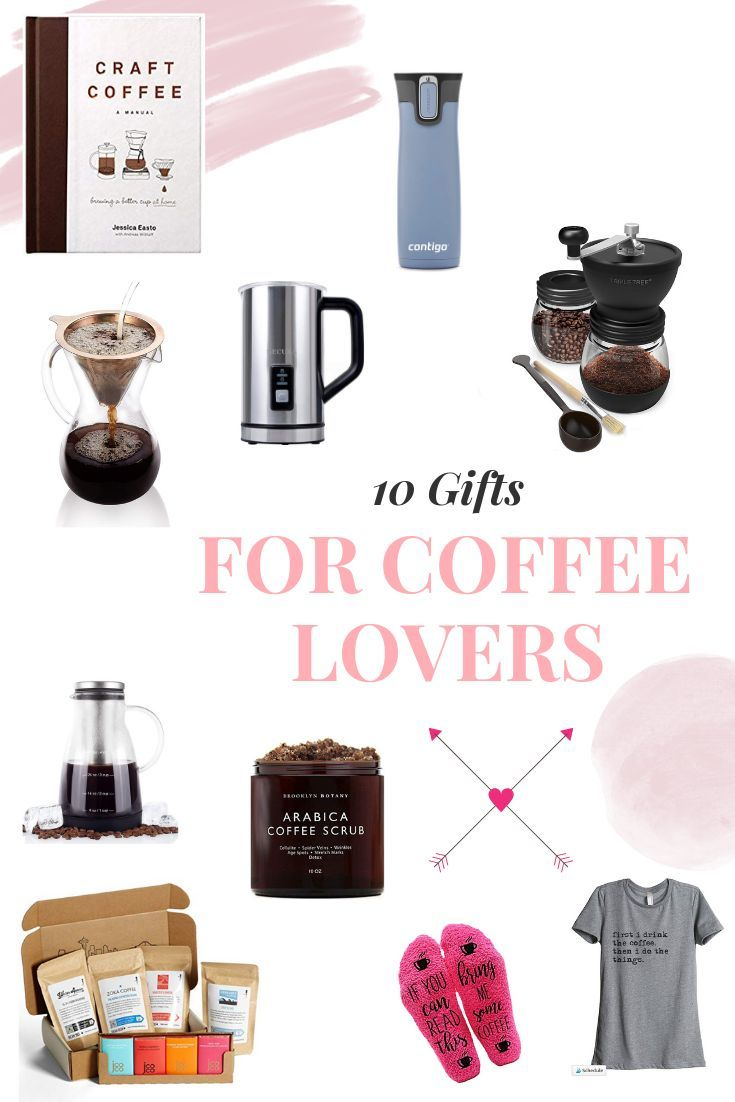 10 Gifts For Coffee Lovers