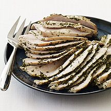 Weight Watchers Herbed Turkey Breast with Wine