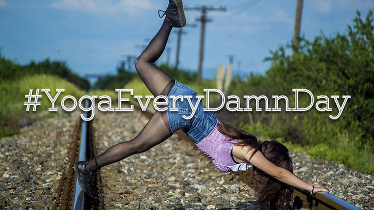 Should you really practice #yogaeverydamnday ? Rachel Brathen (Yoga Girl!) is the creator of the hashtag and was interviewed for part of the article.