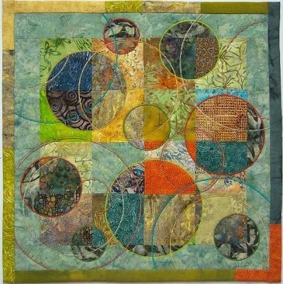 Susan Lee - fiber artist, Barnardsville NC