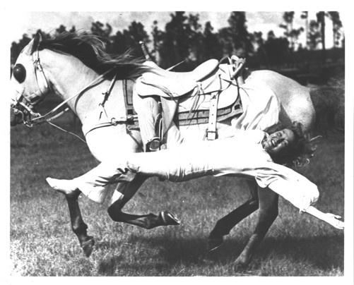Faye Blackstone, Cowgirl Hall of Fame.