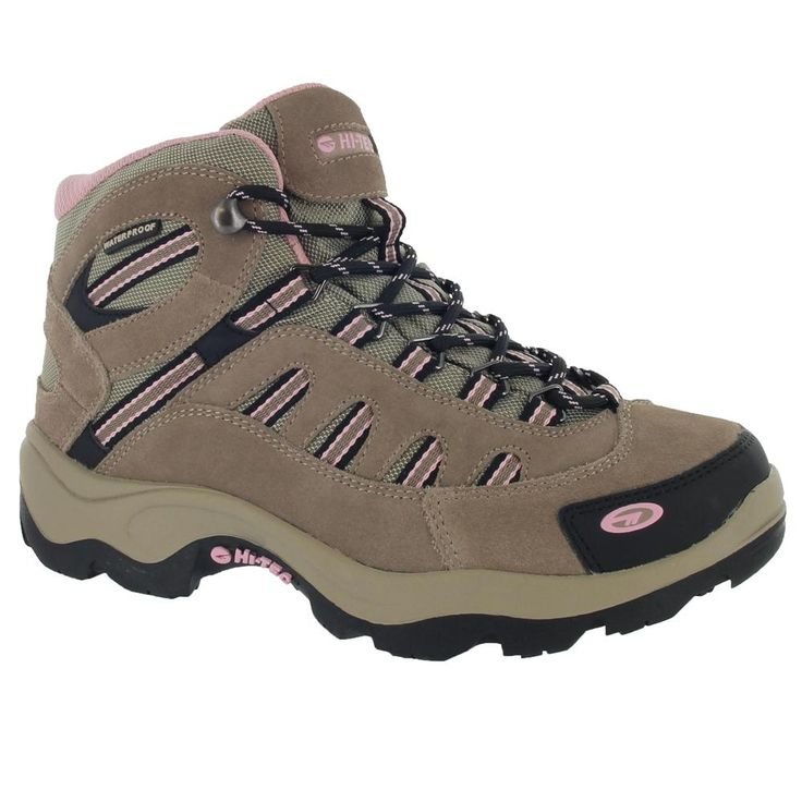 Hi-Tec Bandera Mid Waterproof Hiking Boot (Women's) | Peter Glenn