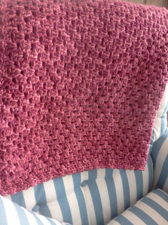 Sooooo Soft  AfghanLapghanBaby BlanketON SALE NOW by grammalea, $35.00