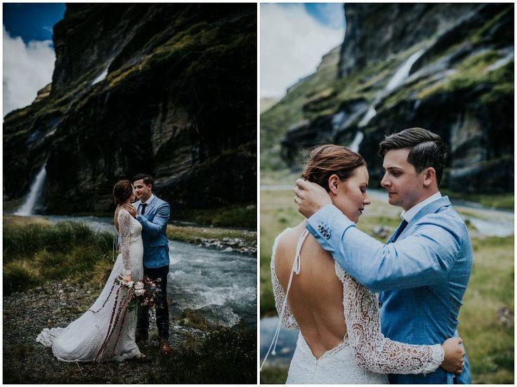 Bridal by Aubrey Rose Wedding Dress - Earnslaw Burn Wedding