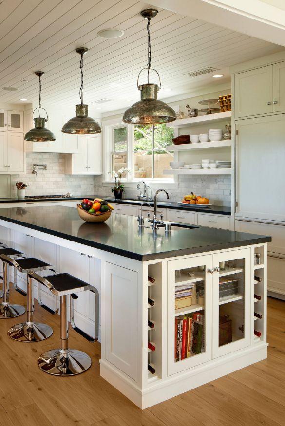 70 Spectacular Custom Kitchen Island Ideas Custom Kitchen Island Dream Kitchen Island Kitchen Island Design