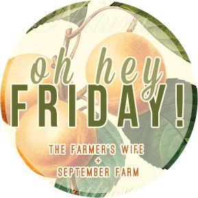 Peachy Keen: Oh, Hey Friday!