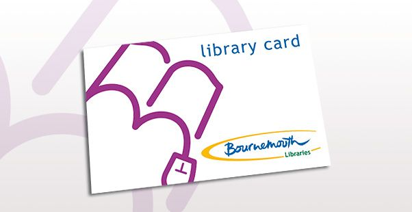 Bournemouth Library Card