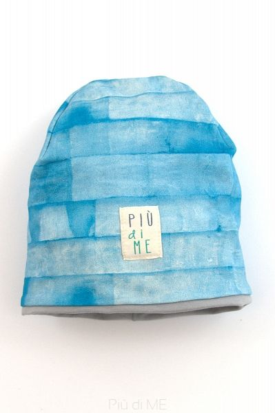 BEANIE WINTER / ICE PRINT