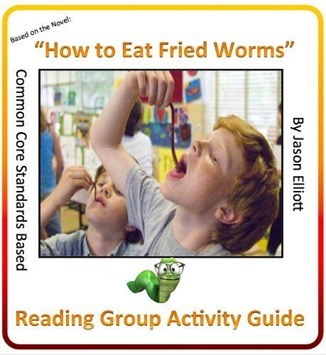 15 best how to eat fried worms images on pinterest worms eat how to eat fried worms reading group activity guide by jason elliott 342 9 ccuart Image collections