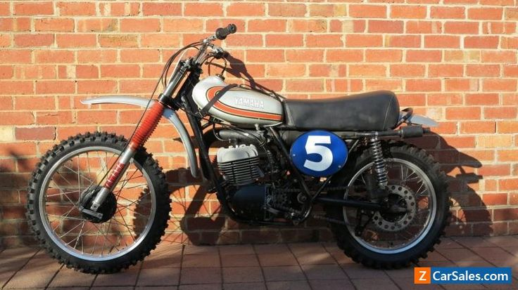 1973 YAMAHA YZ360A MOTOCROSS MOTORCYCLE - EXCELLENT CONDITION #yamaha #yz360a #forsale #australia