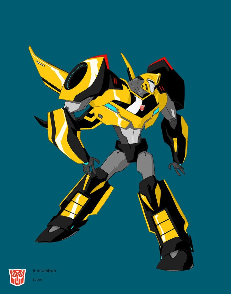 Jose Lopez Transformers Robots In Disguise Concept Art Bumblebee