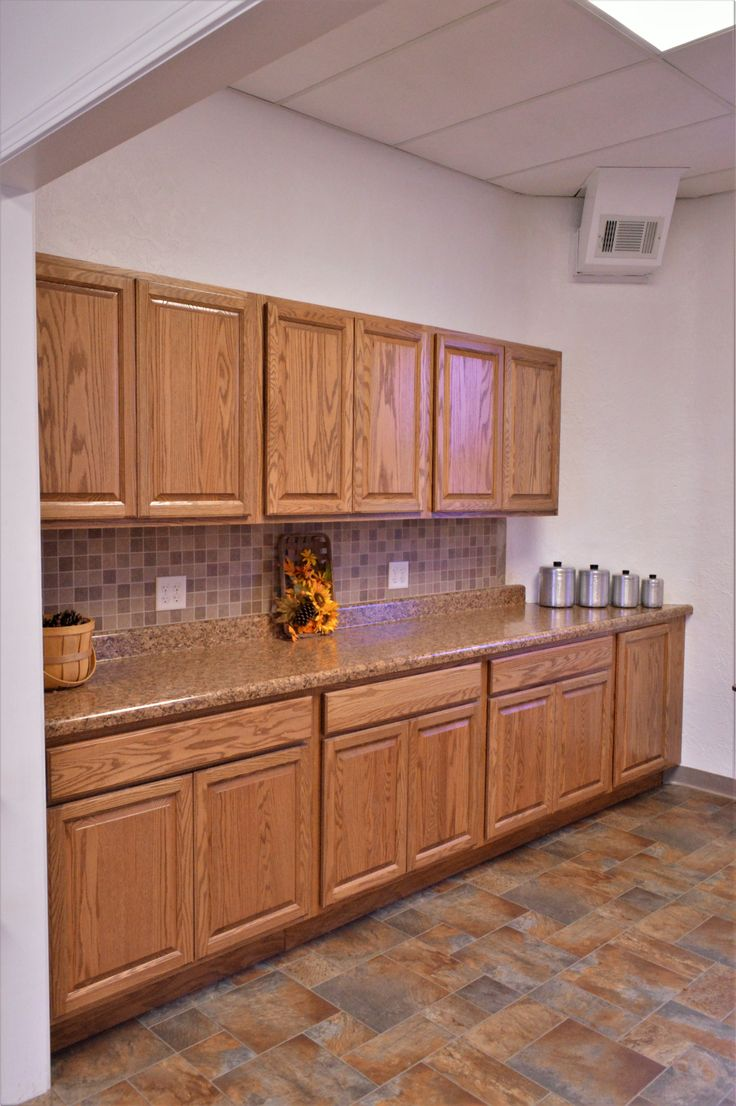 Bailey's Cabinets, Haas Lifestyle Collection, Oak, Honey ...
