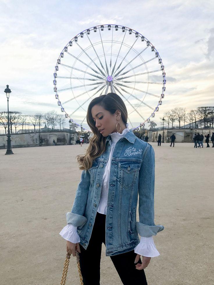 La Grande Roue, Paris |  http://www.mywhitet.com/la-grand-roue/