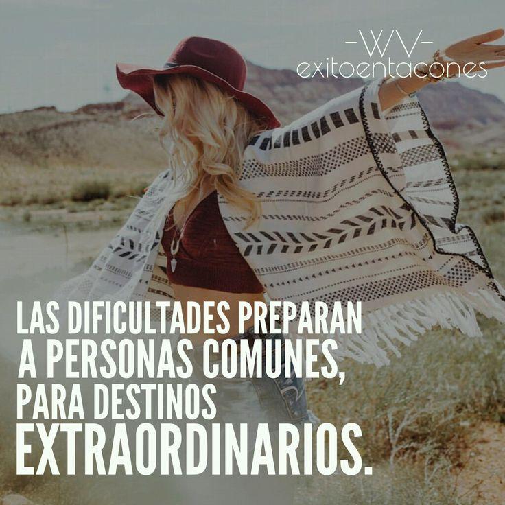 #felizlunes Las dificultades y problemas siempre van a existir pero prepárate porque después vienen cosas extraordinarias. ► http://bit.ly/2dptq5D ◄ #emprender #negocios #marketing