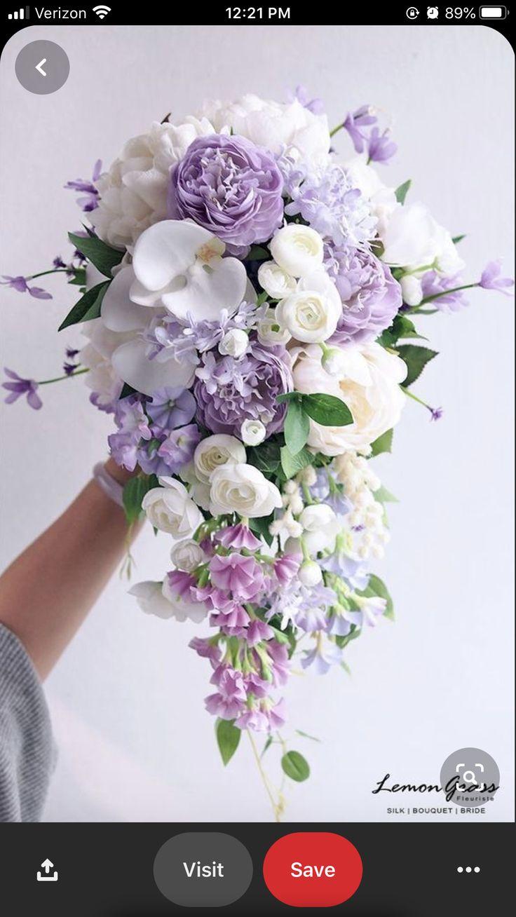 Pin by Linda Khamphouy on Wedding 2021 in 2020 Purple
