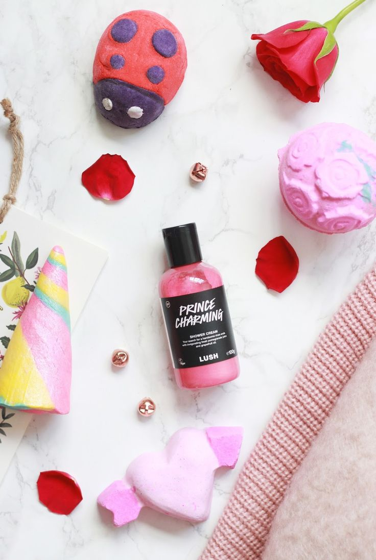Lush Valentine's Day Picks
