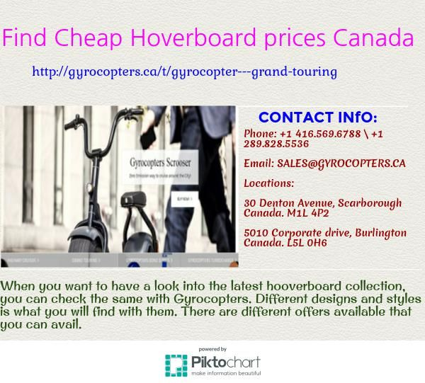 When you have a requirement of second hand hover board, you can check the hoverboard for sale that works offered by Gyrocopters. Just check the collection with them and get a hover board of your choice.