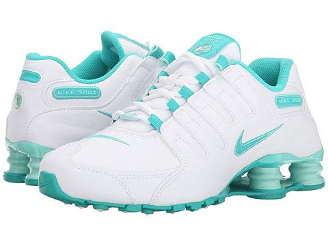 Nike Nike Shox NZ EU White/Artisan Teal/Light Retro - Zappos.com Free Shipping BOTH Ways