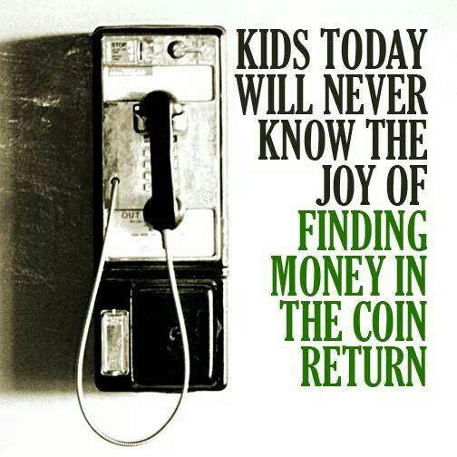 Kid memories from yesterday