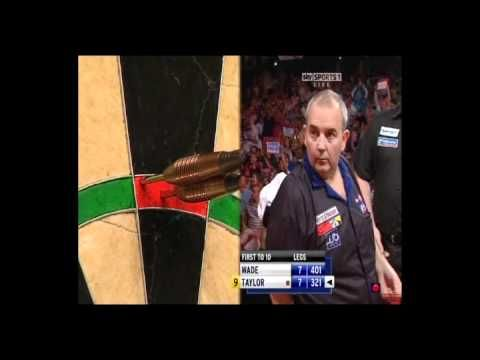 Phil Taylor two 9-Darters - YouTube
