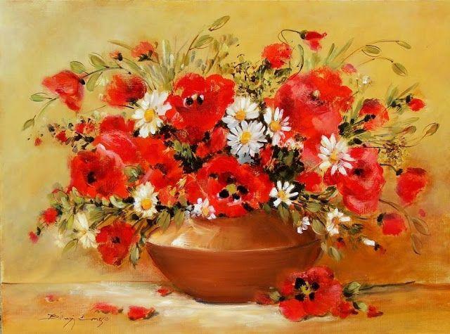 Ζωγραφική από τον Ούγγρο καλλιτέχνη Εμέσε Benyi