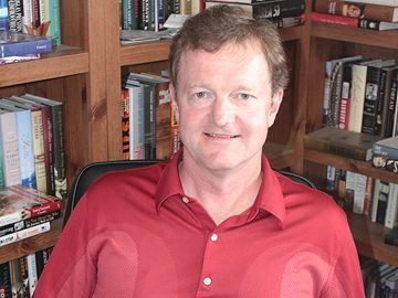Douglas Gardham - What started out as a few short stories to promote his first book turned into a second novel for Alliston author Douglas Gardham.
