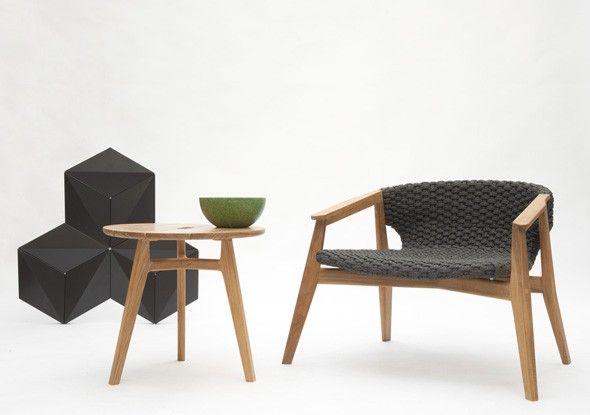 Ethimo - Knit chair - Patrick Norguet