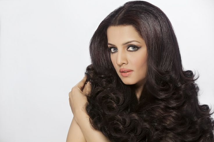 Celina Jaitley #beautiful #hair #HairLoss # Haircare #smooth #shiny #silky