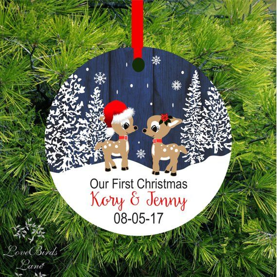 28++ Porcelain personalized christmas ornaments inspirations