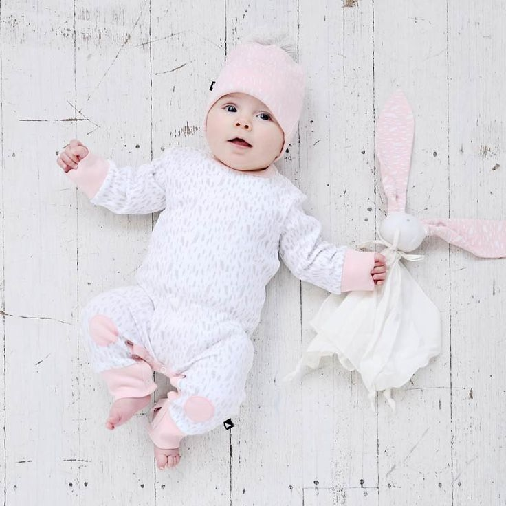 Anarkid Paint Patch Romper Ink Pink