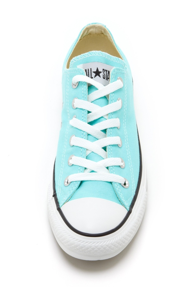 Tiffany Blue Chucks! because we all know how I need more Chucks...