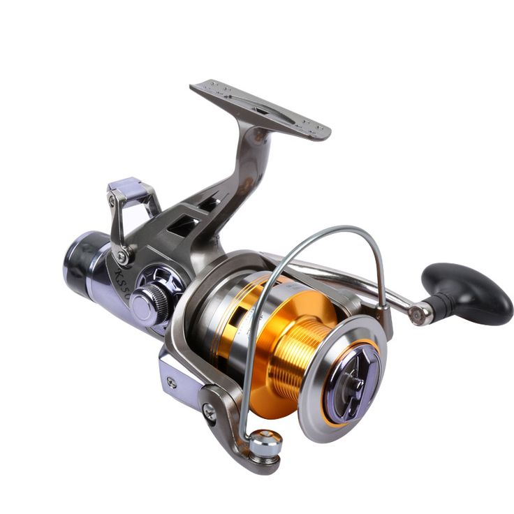 Mmlong Saltwater Trolling Fishing Reels Spinning Reel KS5000-KS6000 Right Left Hand Interchangeable Bait casting Wheel Tackle. Yesterday's price: US $43.68 (35.78 EUR). Today's price: US $26.64 (21.92 EUR). Discount: 39%.