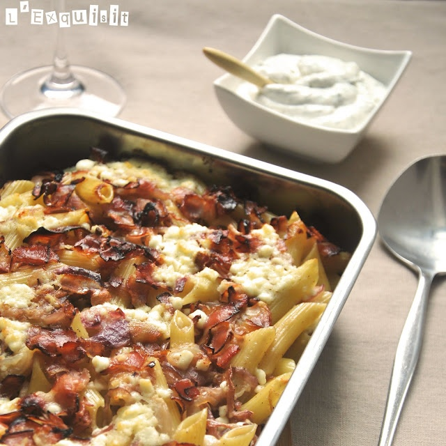 Macaroni and cheese with baconAl Plato, Macaroni And Cheese, Bacon Macaroni, Cheese Macaroni, Chees Recipe, Chees Macaroni, Con Bacon, Pasta Recipe, Macarrons Con