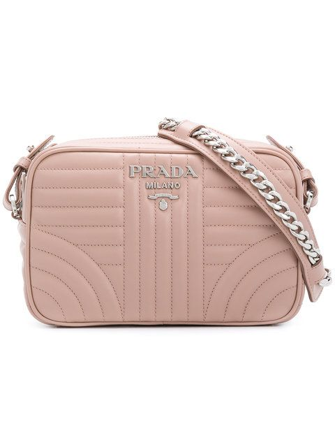 9f8e451d107c Shop Prada Diagramme crossbody bag.