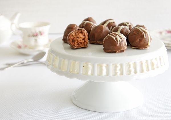 Tim Tam Cheesecake Balls - Best Recipes