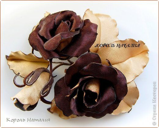 181 best leather flowers images on pinterest leather for Leather flowers for crafts